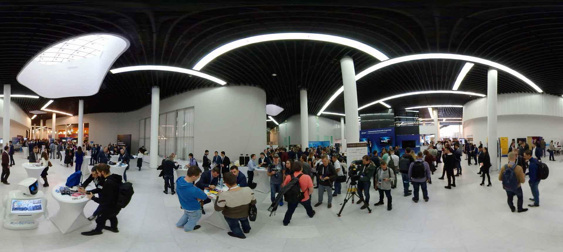 virtual tour 360 foto panoramiche congresso meeting evento