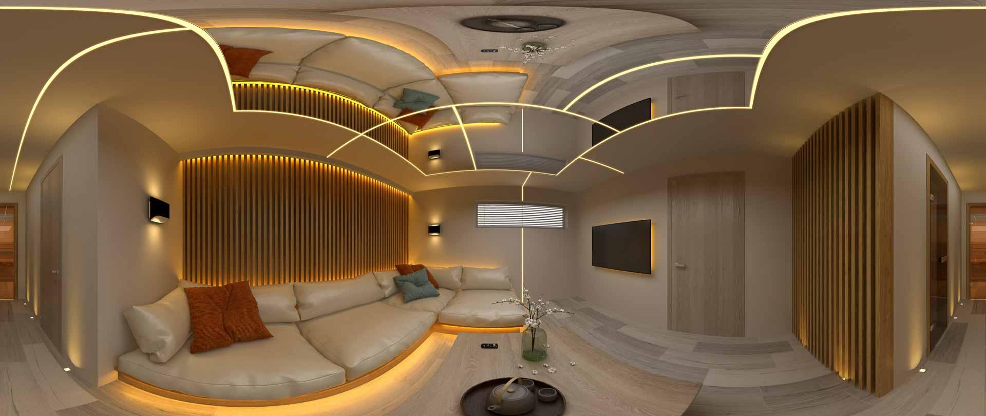 virtual tour 360 foto panoramiche per alberghi hotel motel