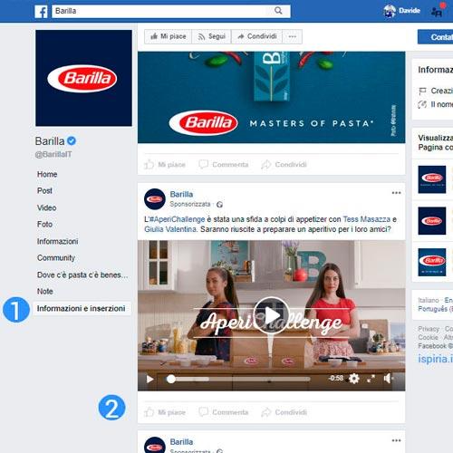 prezzo realizzazione virtual tour integrazione facebook