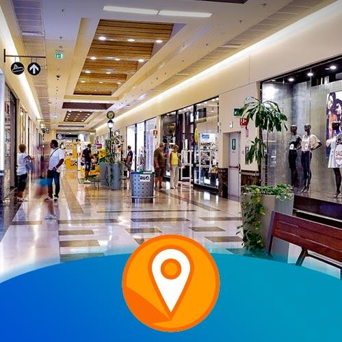 virtual tour milano centro commerciale monza